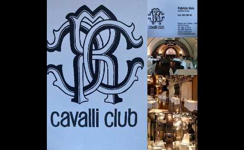 Restyling ex CAVALLI CLUB